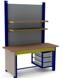Mobiliario para oficinas moviles